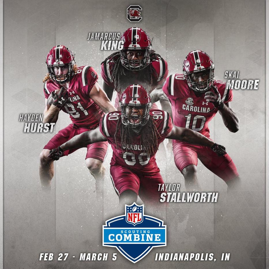 South Carolina Nfl Nfl Draft Teams