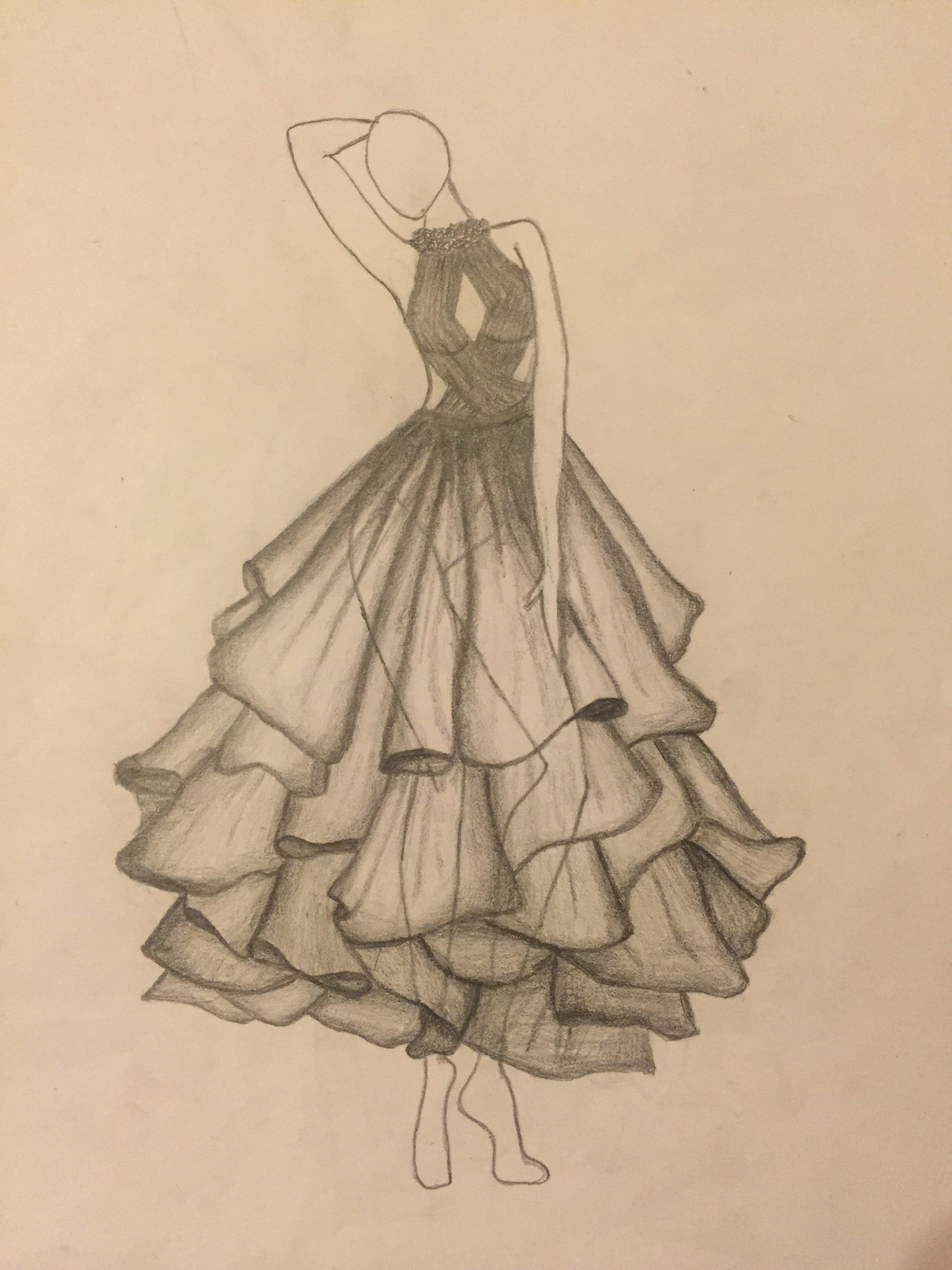 Fashion Drawing Dress Nature Pencil Drawing B Me Pin Autos Com In 2020 Fashion Illustration Sketches Dresses Dress Design Drawing Fashion Drawing Dresses