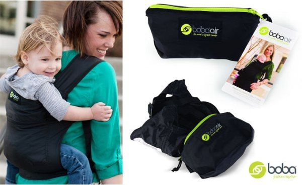 aab8f34d236 Hiking with Toddlers and the  Boba Air Baby Carrier