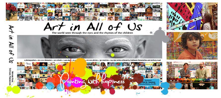 Quand peindre aide à devenir un meilleur citoyen du monde... (En lire+ sur Femmes au pluriel : http://femmesaupluriel.fr/peindre-aide-devenir-meilleur-citoyen-du-monde/ )