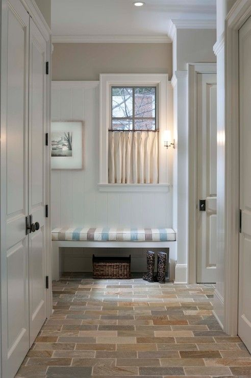Beach Glass Interior Designs - laundry/mud room | Mudrooms ...