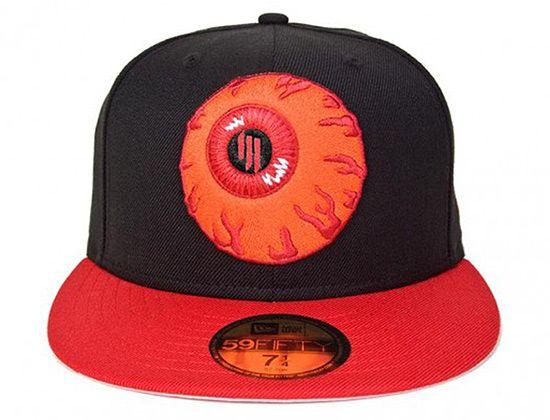 MISHKA x SKRILLEX x NEW ERA「Keep Watch」59Fifty Fitted Baseball Cap