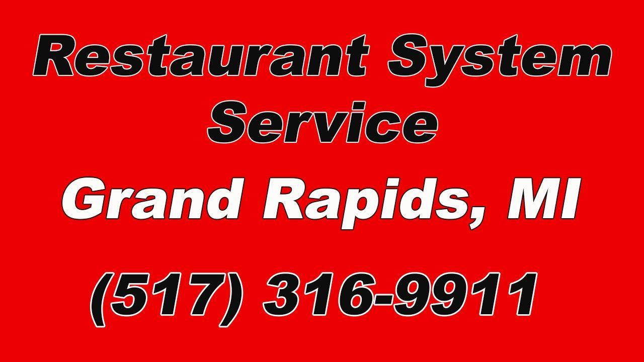 Restaurant Fire Suppression System Service Near Me Grand