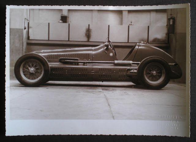 1947 Maserati 8CL