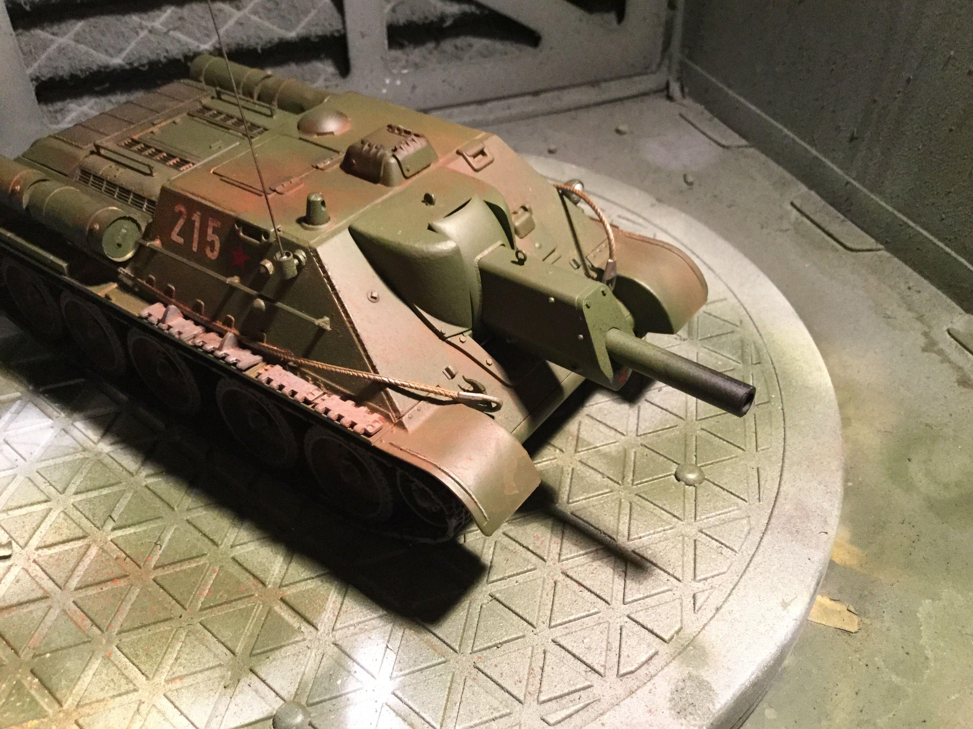 Su-122 #2