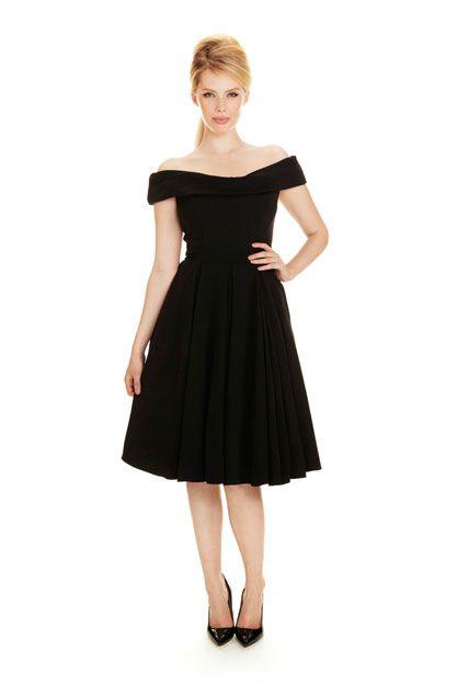 Thea Black Prom Dress   Ropita <3   Pinterest   Black prom dresses ...