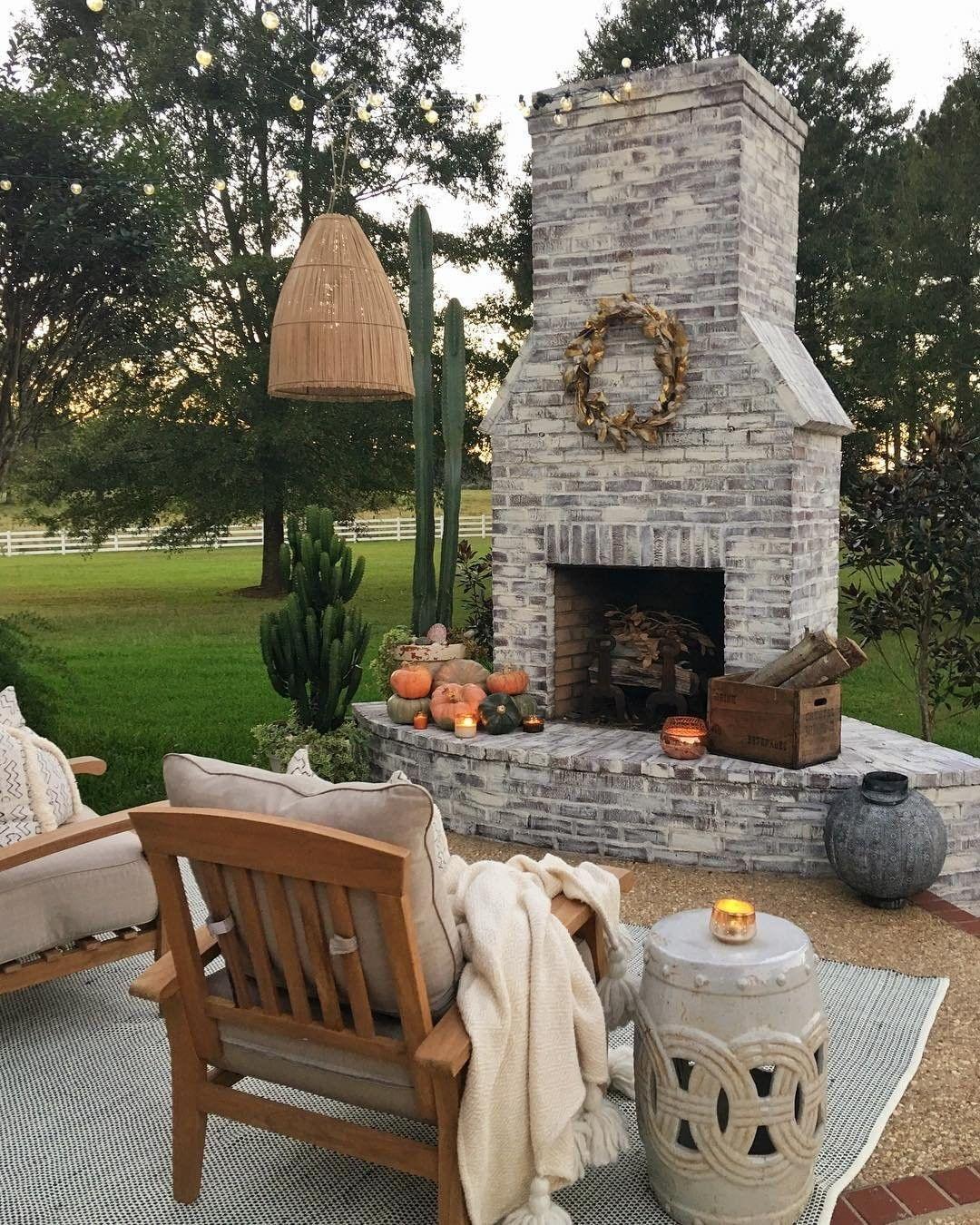 Better Homes And Gardens Outdoor Fireplaces 19 11 Kaartenstemp Nl