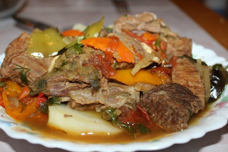 Рецепты первых блюд армянской кухни с фото