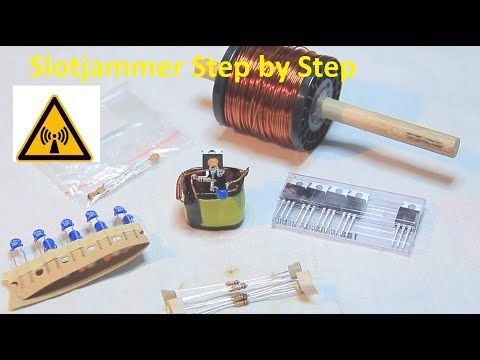 EMP Jammer Step by Step / Slotjammer Tutorial - YouTube