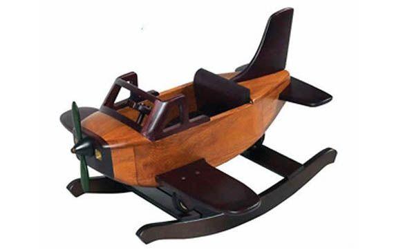 Wooden Airplane Rocker Plans Plans Diy Free Download Free