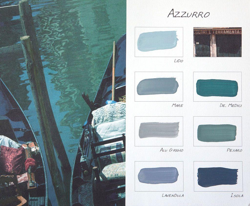 carte colori kleurenkaart azzurro colores pinterest