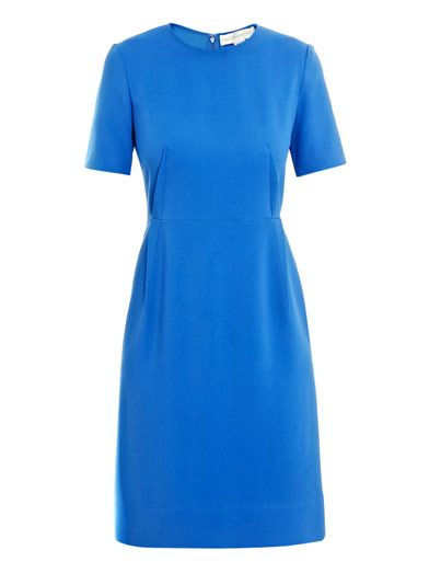 Stella Mccartney Ridley Stretch Cady Dress 885 Worn 7 19 12 8 2 29 14 16