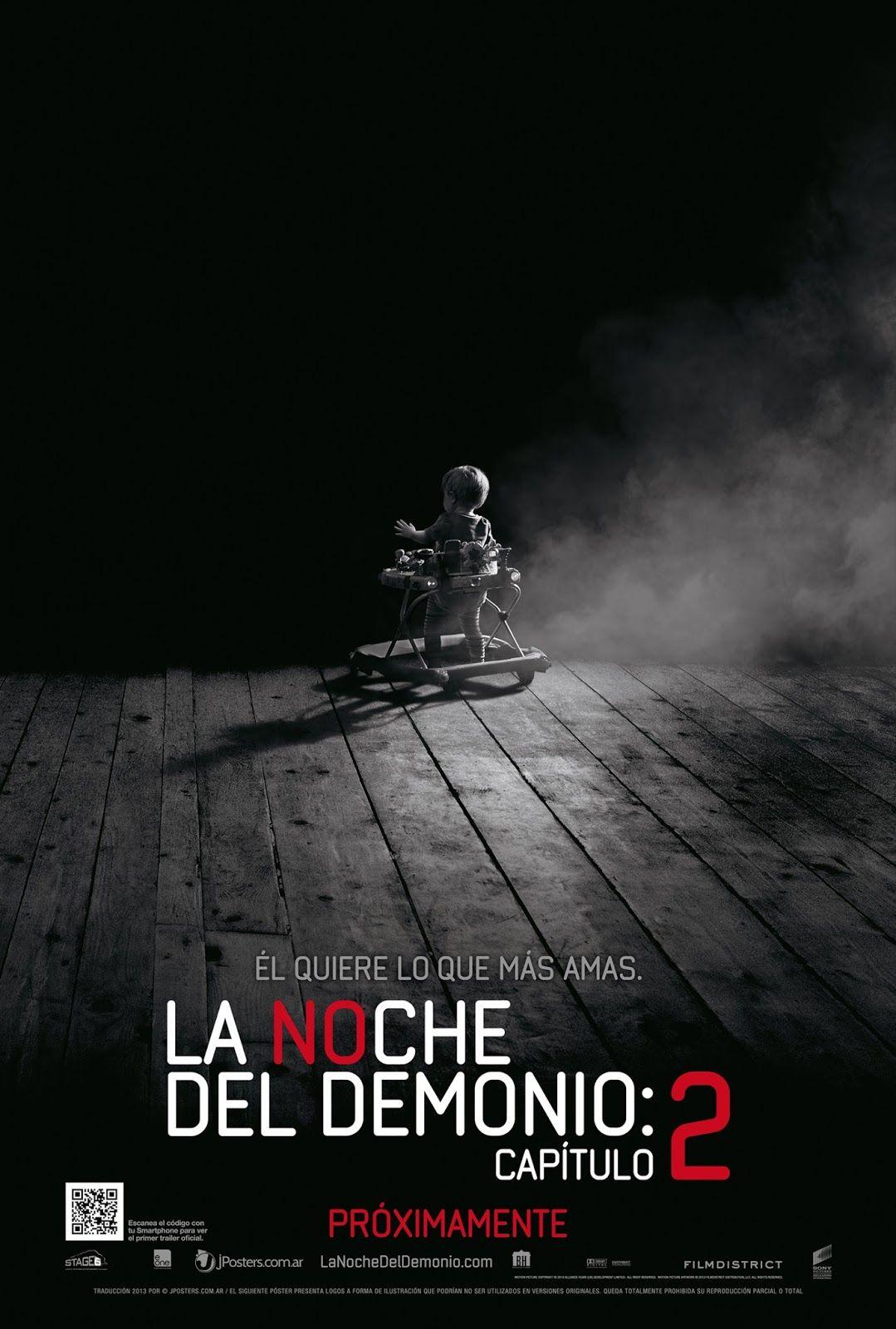 Pin En Insidious Chapter 3 La Noche Del Demonio Capitulo 3