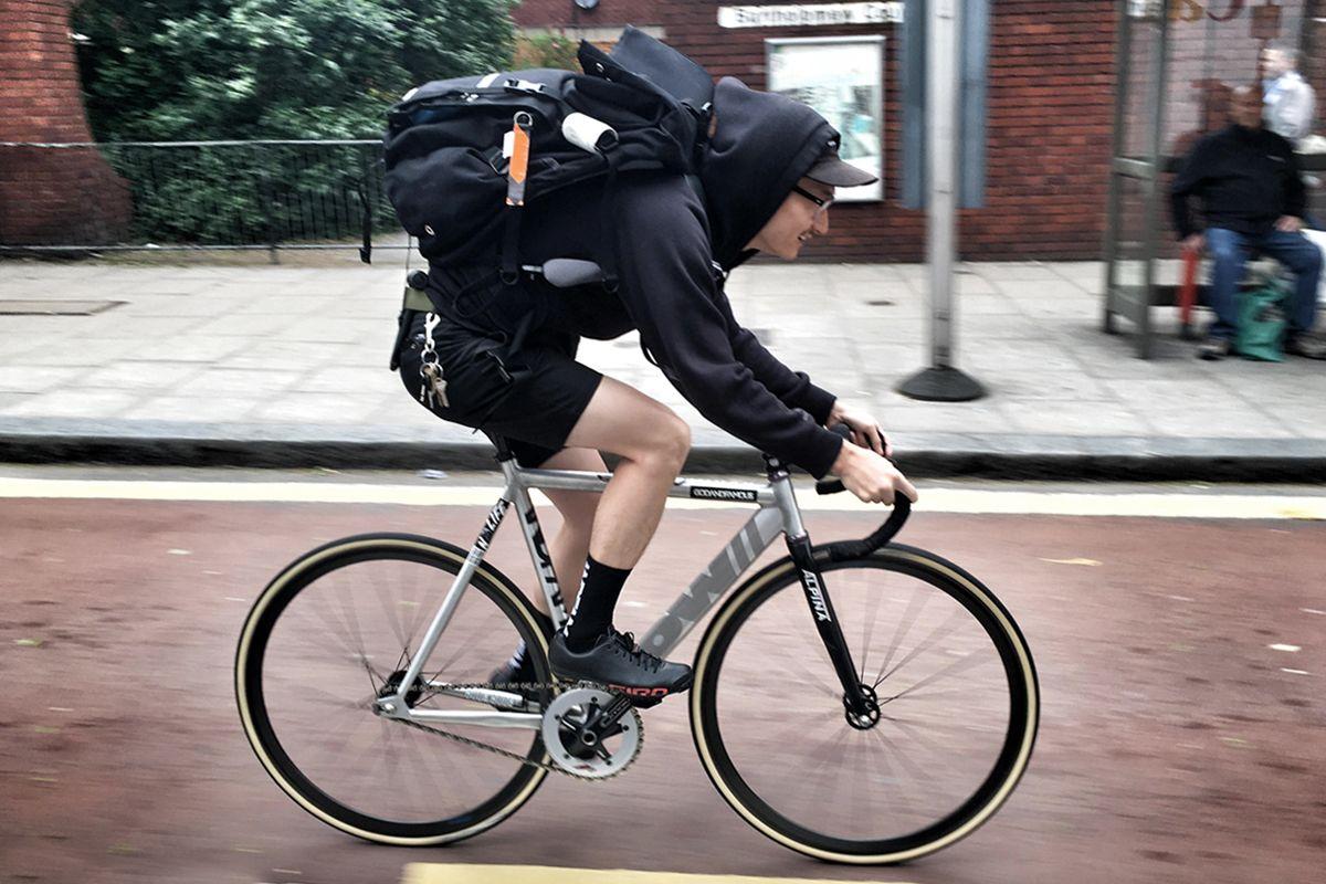 Last Day In London Urban Bike Bike Style Bicycle Sport