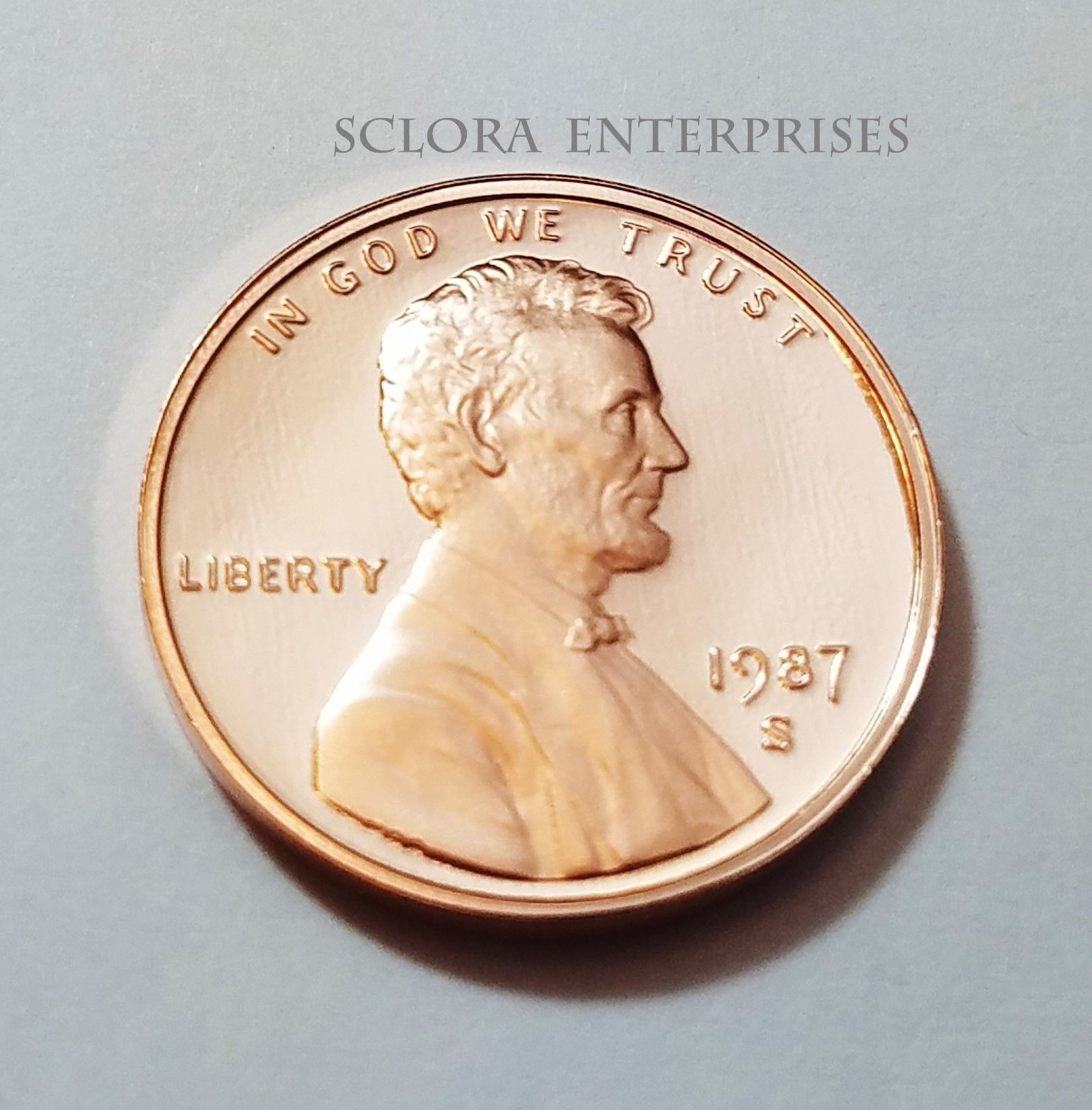 2018 lincoln penny. delighful 2018 cool great 1987 s lincoln memorial proof cent  penny free shipping with 2018 lincoln penny m