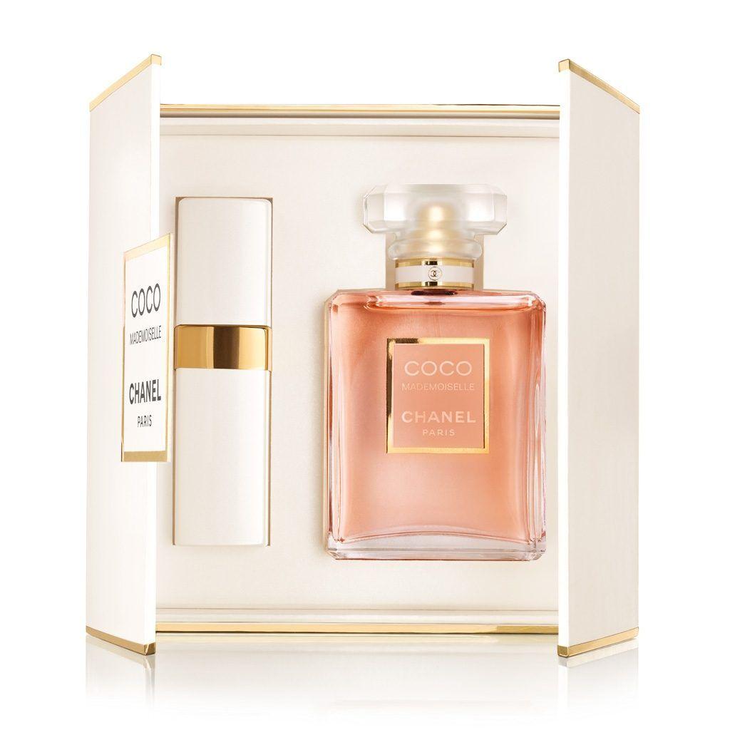Coco Mademoiselle Eau De Parfum Vaporisateur 50 Ml Et Vaporisateur