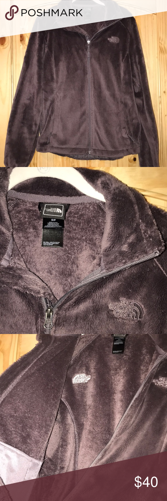 North Face Fuzzy Jacket Grey North Face Jacket Clothes Design Fashion [ 1740 x 580 Pixel ]