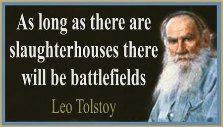 As Long As There Are Slaughterhouses There Will Be