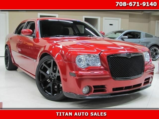 2007 Chrysler 300c Srt 8 Used Sedan Worth Il Titan Auto Sales