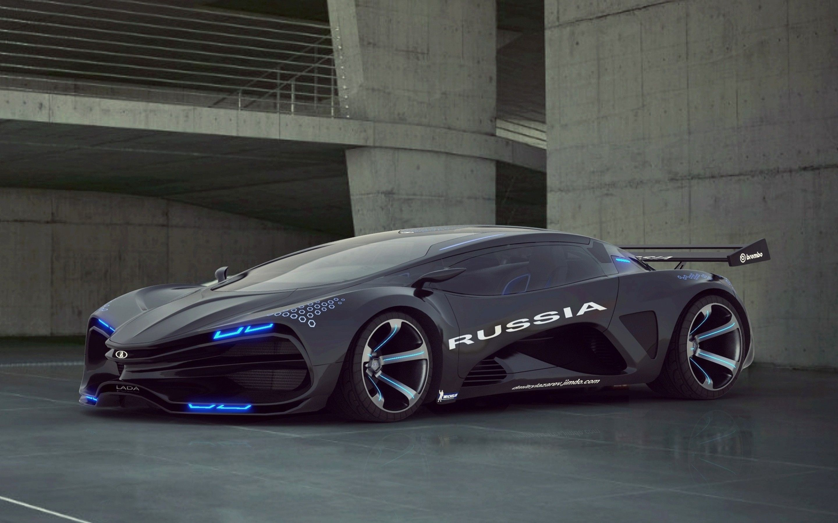 Lada Raven Wallpapers For Android