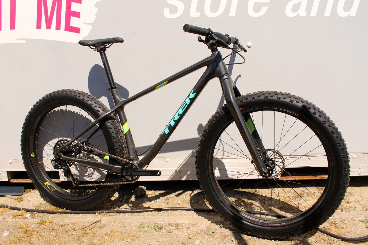 Trek Pioneers All New Tire Size With Release Of New Farley Fat