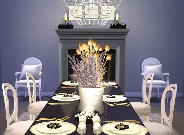 The Best Christmas Dining Decor By Greengirl100