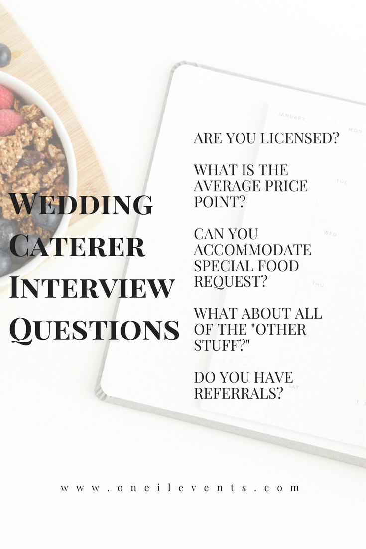 Wedding Day Help Questions To Ask Your Wedding Caterer Wedding Catering Near Me Wedding Catering Wedding Catering Prices