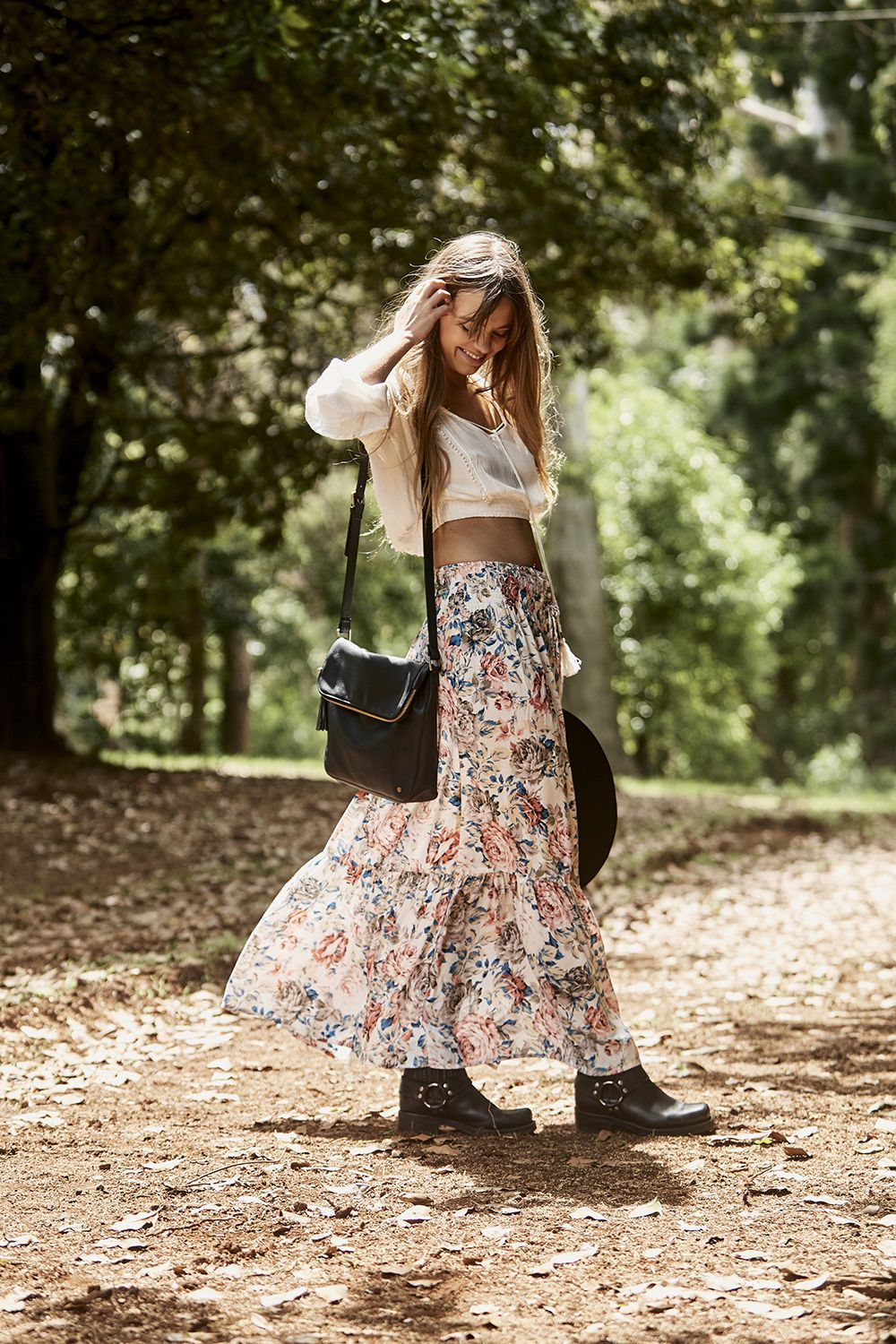 It's all in the bag - Christina Macpherson shot by Tavoni for Stitch & Hide in Byron Bay.