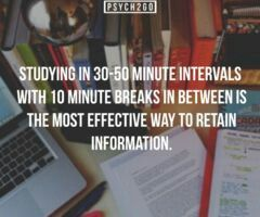 50 Study Hacks to ace your next exam + Bonus printables for planning out your study!!!