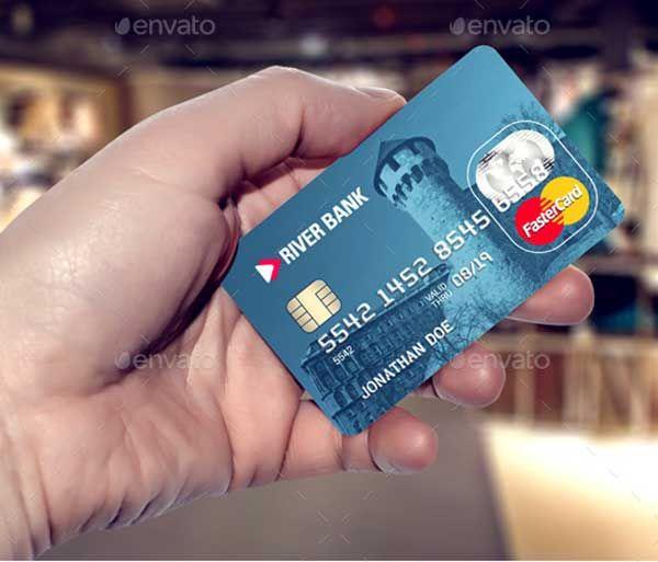 44 Best Free Credit Card Mockup Psd Templates Free Credit Card Credit Card Psd Templates