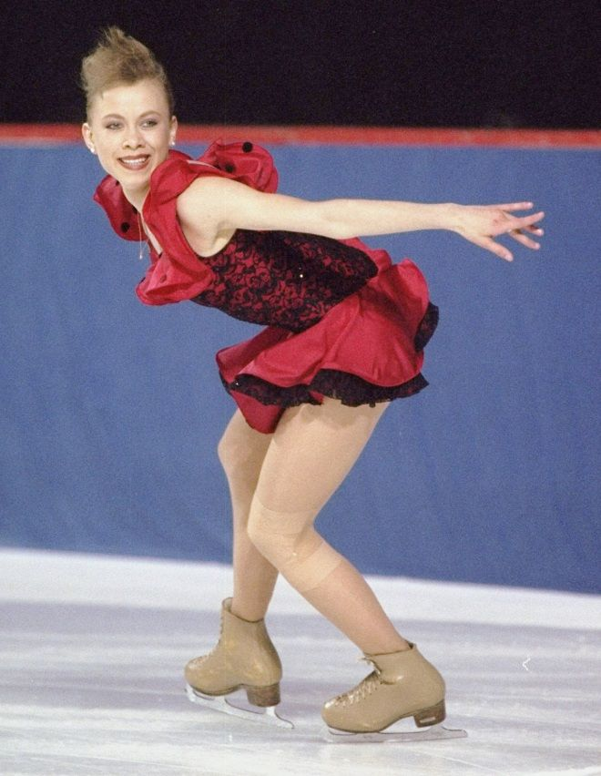 Sexiest figure skaters
