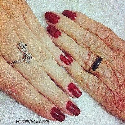 Бабушкины мудрые советы | Красота, Здоровье, Ногти