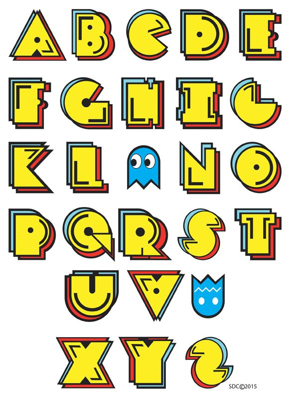 Hilaire image with regard to pac man printable