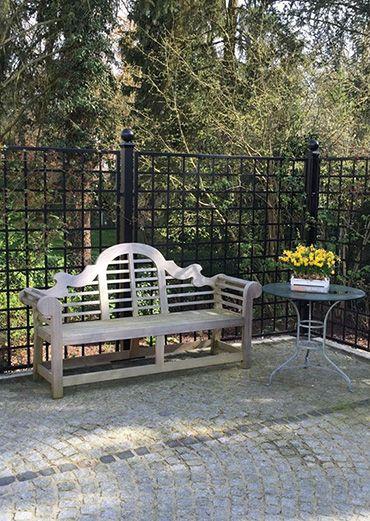 Modular Trelliswork Fences Wwwclassic Garden Elementscouk
