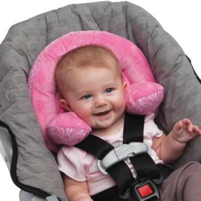 Car Seat Accessories BoppyR Infant And Toddler Head Support In Pink From Buy Baby