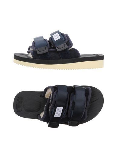 1410ce87720 SUICOKE Men s Sandals Dark blue 4 US