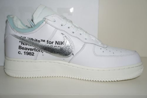 Details about Nike x Off White Air Force 1 Low Virgil Abloh