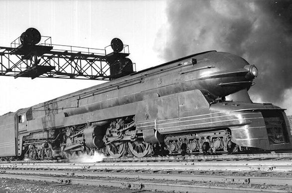 Top 14 Fastest, biggest, meanest trains in the - The PRR S1