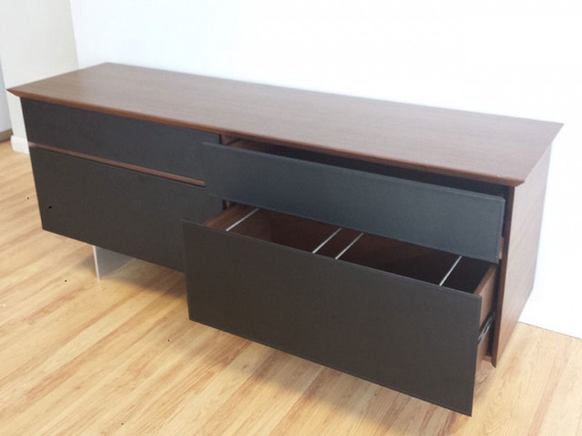 55 Office Credenza File Cabinet Executive Home Office Furniture