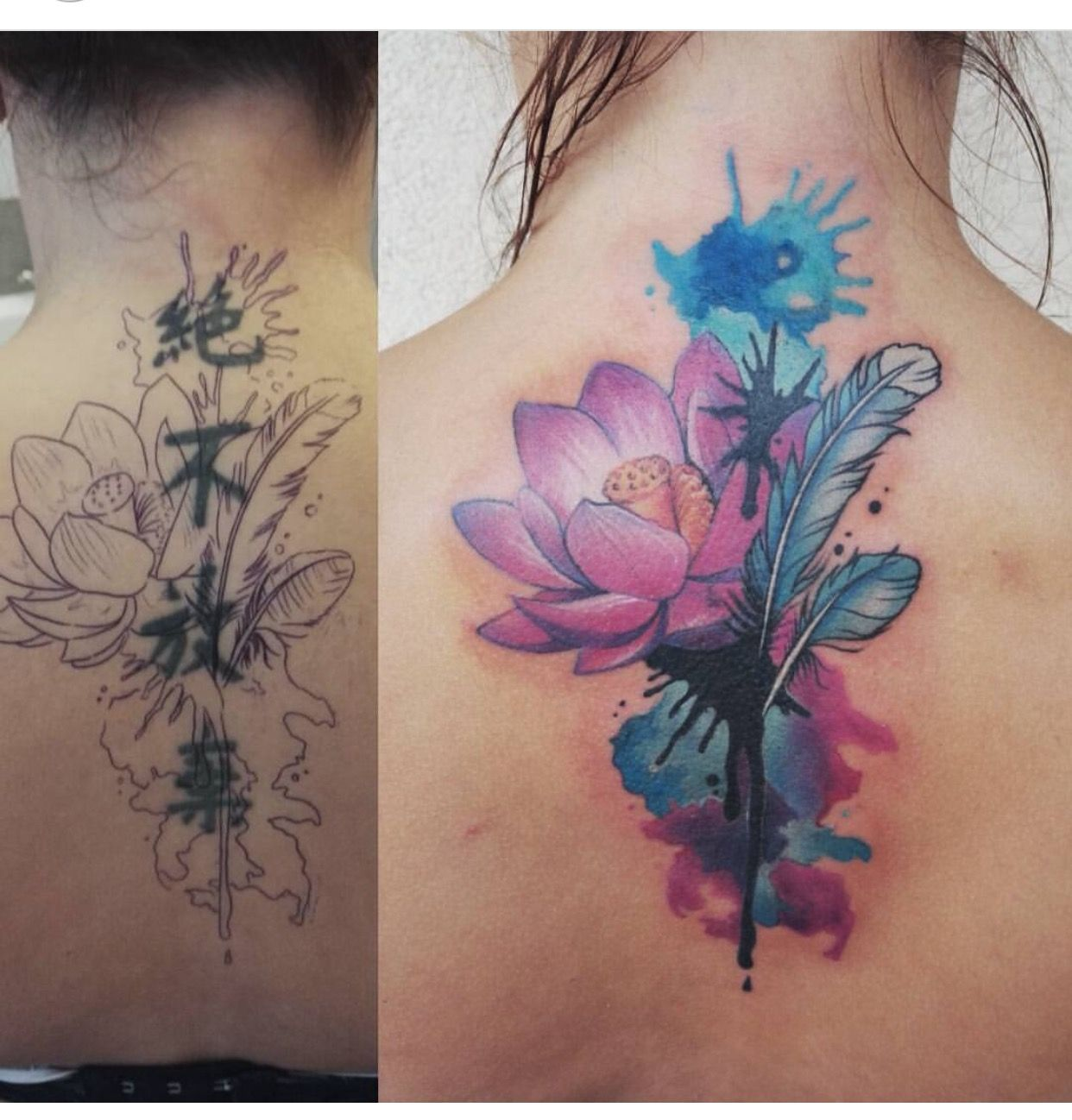 Tramp stamp cover up tattoo ideas pin by camila sofia on tatuajes  pinterest  tattoos cover