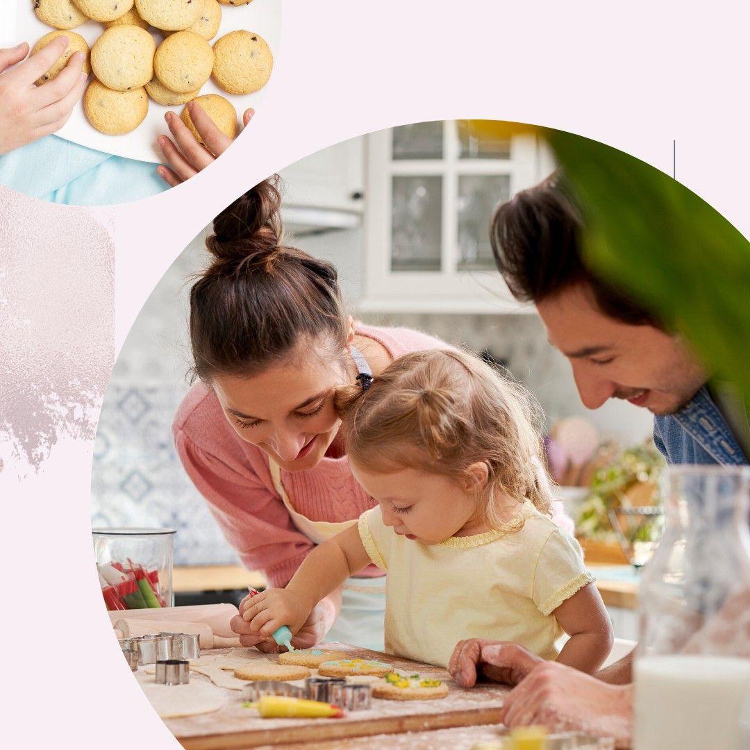 Le Bonheur Est Dans La Patisserie Familiale Biscuit Cookies Patisserie Biscuiterie Food Pastry Gourmandise Yummy Instafood Miam Pa In 2020 Food Breakfast
