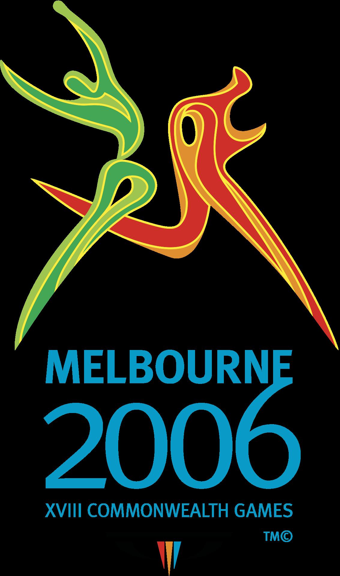 2006 commonwealth games melbourne logo