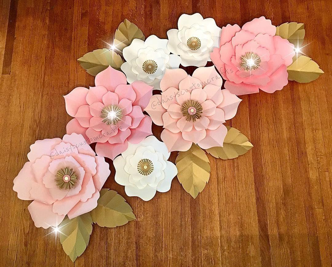 Pin By Danica Dana Rimando Guevarra On Diy Decors Paper Flower