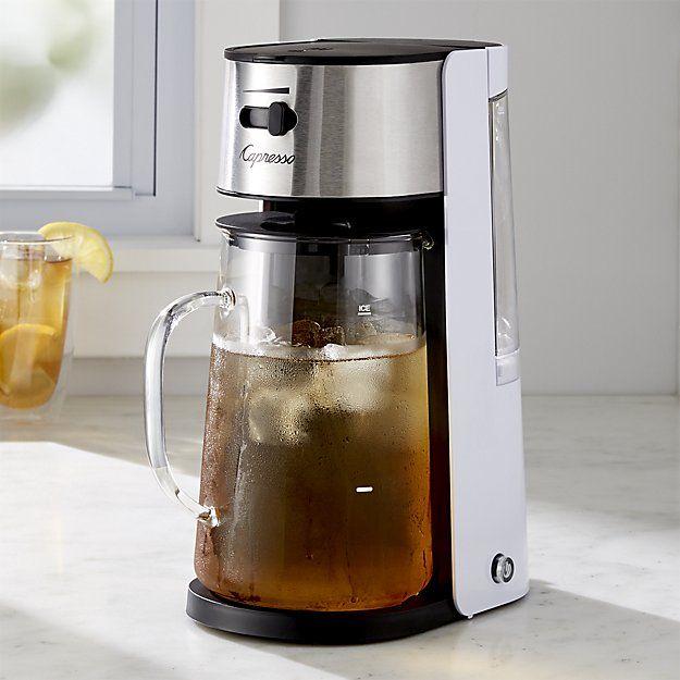 Capresso Electric Iced Tea Maker Iced Tea Maker Tea Maker