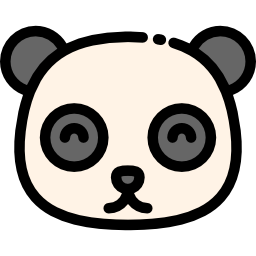 Panda Free Vector Icons Designed By Freepik In Panda Icon Animal Icon Vector Icon Design