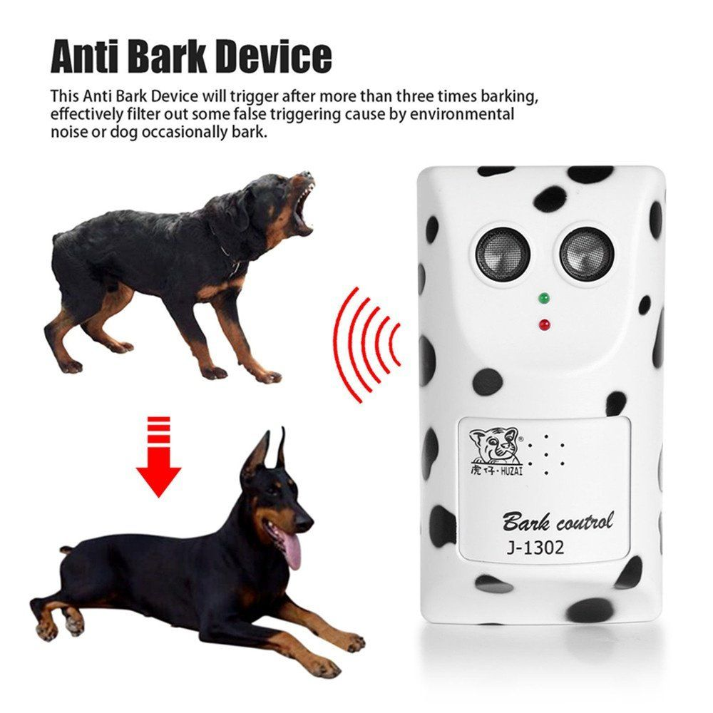 Qingdao Us Plug Practical Home Anti Barking Control Ultrasonic Pet No Bark Device Stop Dog Training Device Size Us Plug You Can F Dog Barking Dogs Pet Gps