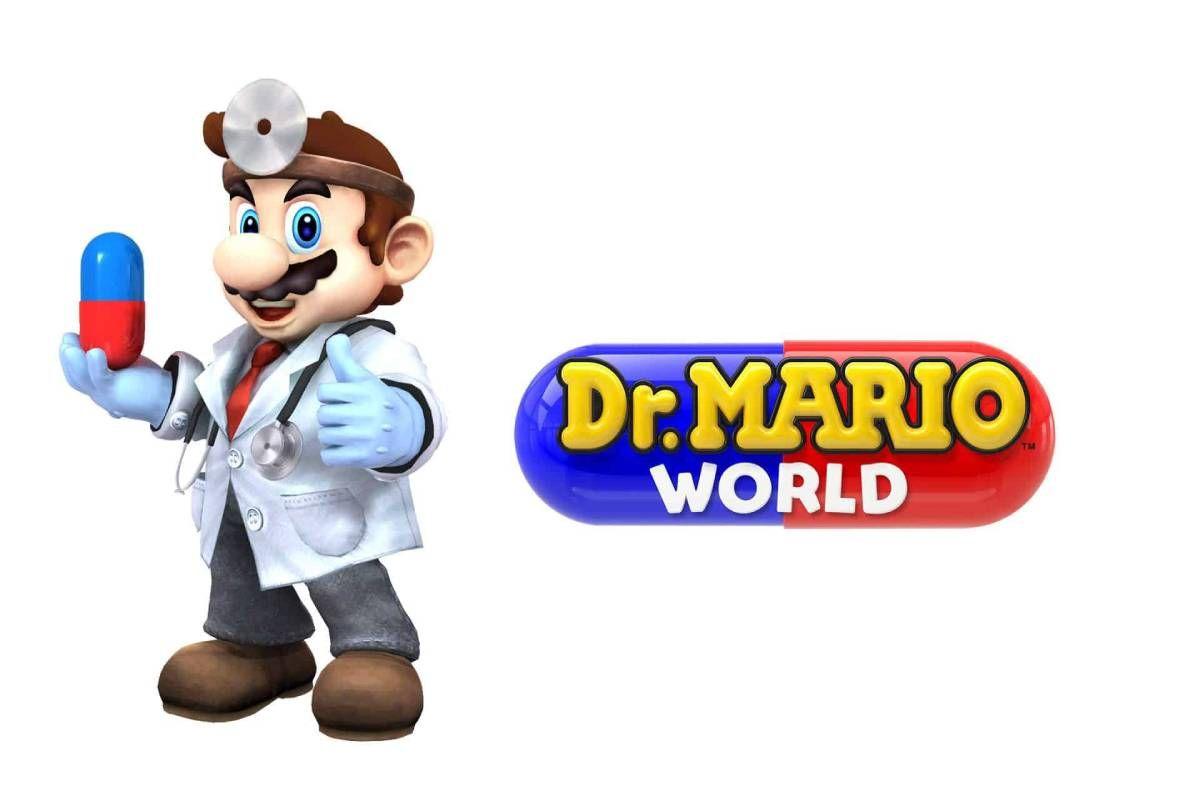 Dr Mario World لعبة عالم دكتور ماريو متوفرة الآن لهواتف ايفون واندرويد صدى التقنية Mario Characters Vault Boy World