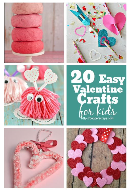 Pinterest Valentine Crafts