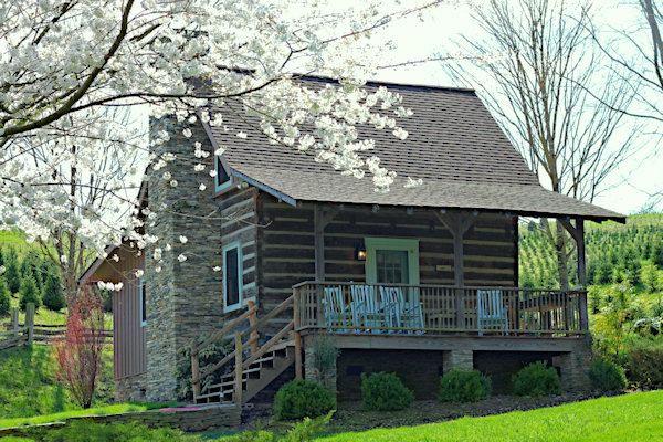 Boyd Mountain Log Cabins In Waynesville Nc Cabin Log