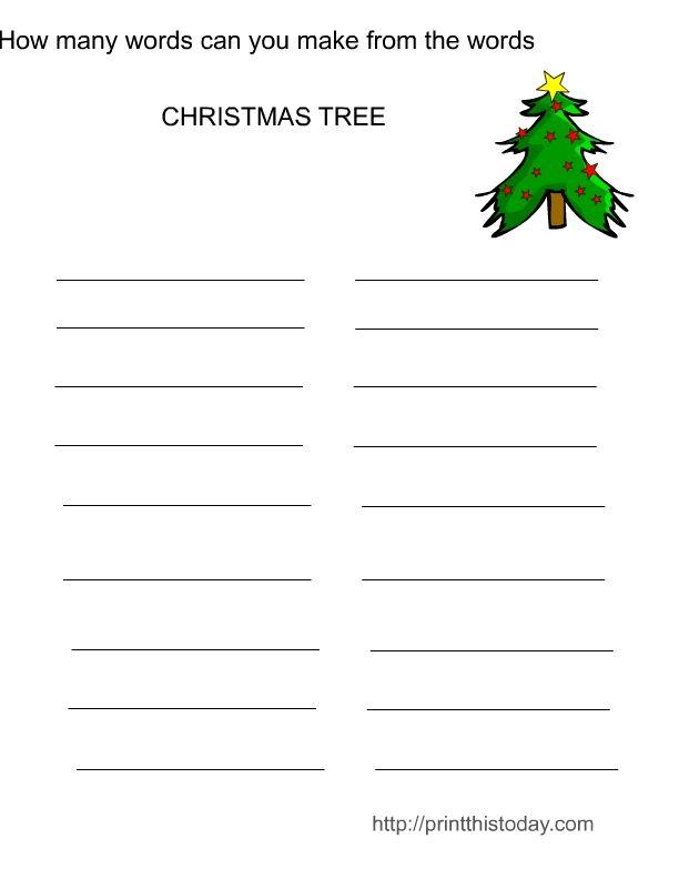 photo relating to Free Printable Christmas Word Games referred to as Totally free Printable Xmas Video games Xmas Term Video games debbie